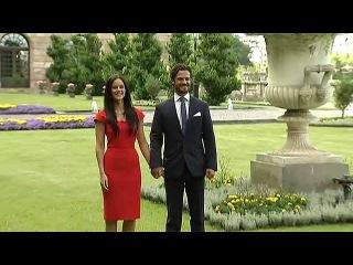 Шведский принц объявил о помолвке с фотомоделью, которая не сразу пришлась ко двору - Первый канал