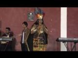 Cesar Villalobos - charity solo performance in Mocan near Scope, Peru
