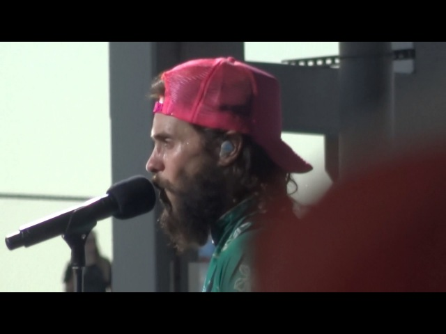 30 Seconds to Mars - The Kill Acoustic - 6.13.17 St. Louis