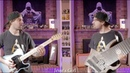 Iconic guitar riffs WITH BREAKDOWNS
