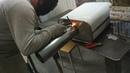Как делают натрубные баки для банных печей Производственный репортаж с завода Сталь Мастер