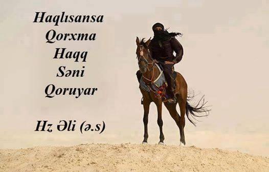 Əhli Beyt (ə.s.) » İmam Əli (ə)