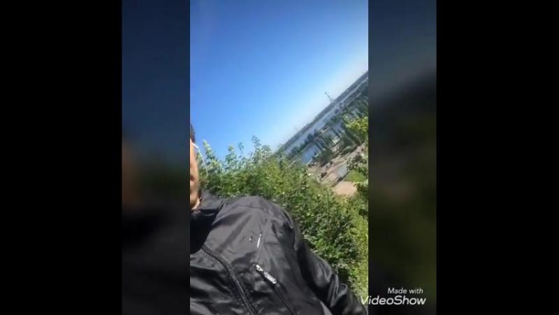 НижнийНовгород летокремльволга🌊 погодабомба🌞... Погода в городах России 26.07.2017