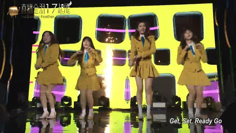 170527 Crayon Pop - Final Stage-DooDoomChit_⁄BarBarBar - 金羽獎 (Golden Feather Awards, GFA)