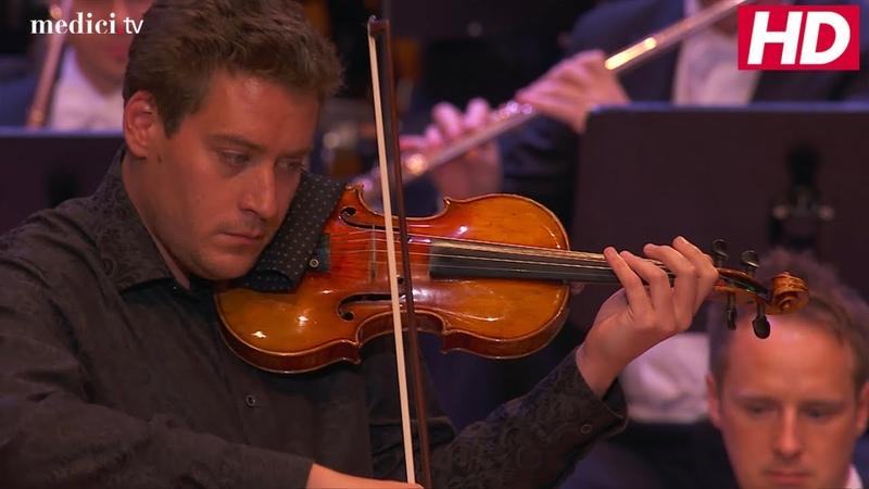Valery Gergiev with Kristóf Baráti - Stravinsky: Violin Concerto in D Major
