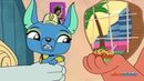 Rainbow Butterfly Unicorn Kitty S01E06 | Pot Luck | Cartoon For Kids