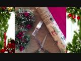 Лайфхак Идеи Для НОВОГО ГОДА и РОЖДЕСТВА!Новогодний DIY ДЕКОР КОМНАТЫ_Создаем (1)