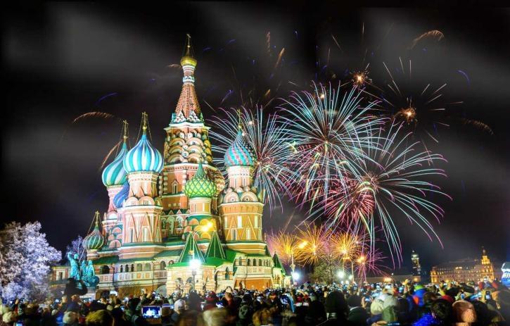 Новый год 2019 в Москве: программа мероприятий, когда и где смотреть салют, куда пойти в новогоднюю ночь 2019 в центре Москвы