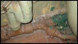 Монтаж чугунной канализации