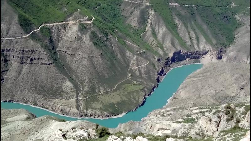 Сулакский каньон Дубки, Респ. Дагестан