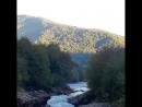 Адыгея река Белая