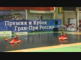 Мажоретки помпон, дуэт кадетки, Воронина Елизавета - Пономарева Татьяна