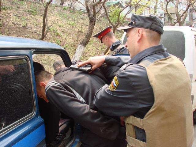 В Таганроге полицейскими был задержан вор-гастролер из Тацинского района