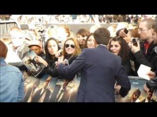 Ed Helms-The Hangover 3 London Premiere