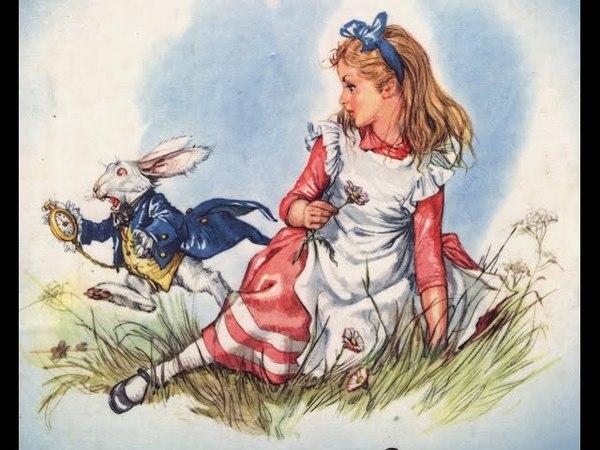 Alice In Wonderland 1915 Алиса в стране чудес