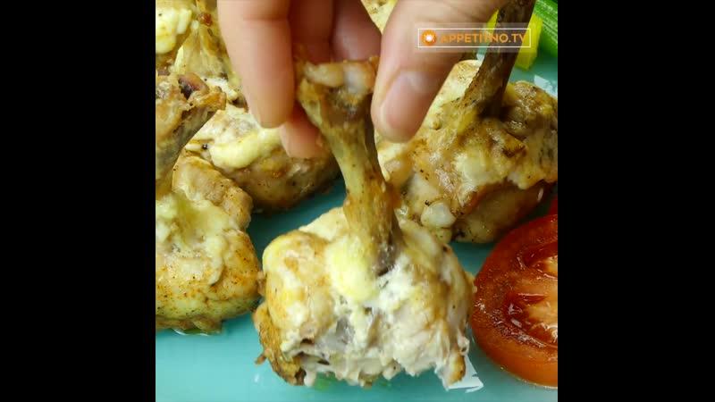 """Наскучили все мясные рецепты؟ Попробуйте куриные крылышки Бон Бон"""" не пожалеете"""