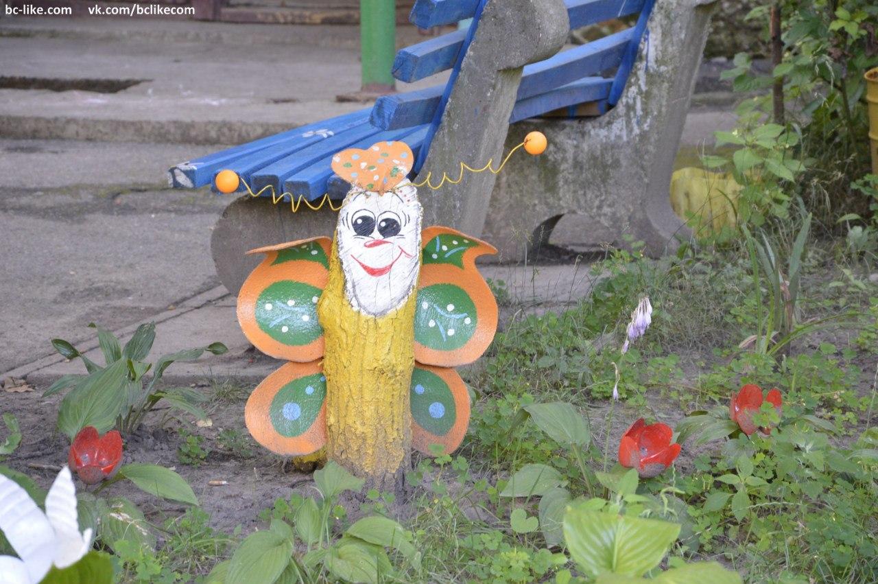Життя міста Біла Церква: Казковий дворик на Турчанінова
