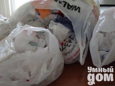Как навести порядок среди полиэтиленовых пакетов Умный дом и все, что в нем...