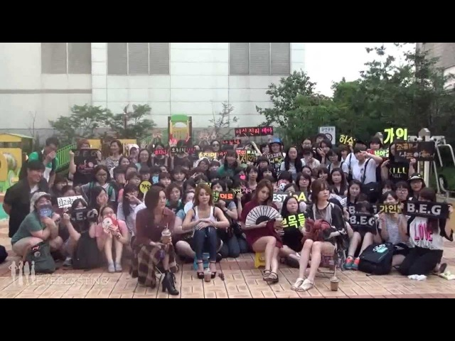 [ENG] 130811 Fantime with Brown Eyed Girls 22