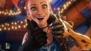 Анимационный трейлер Одиссеи – League of Legends (LoL, Лига Легенд, ЛоЛ)