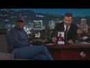 Samuel L. Jackson Magic Johnson Wont Invite Jimmy Kimmel on Vacation
