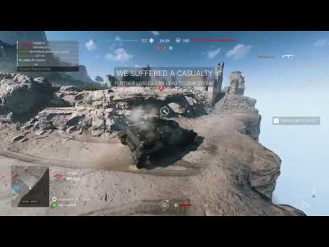 Battlefield V Tank Wrestling Fun Moments