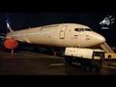 В Москву вернулся самолет, который задавил аэропорту Шереметьево человека