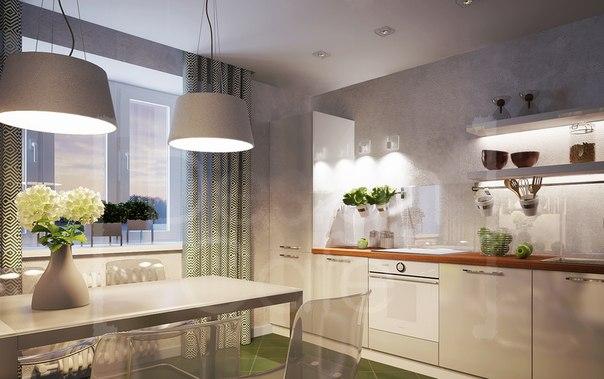 Кухня 10 метров идеи для кухни интерьеры фото