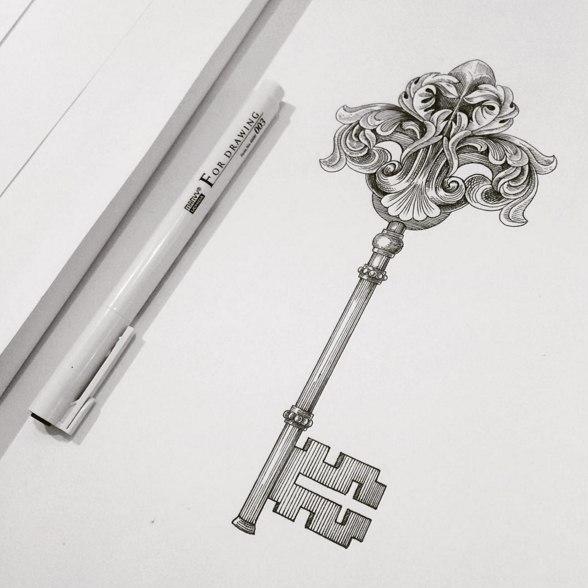 Olga Fe нашла для тебя ключик!