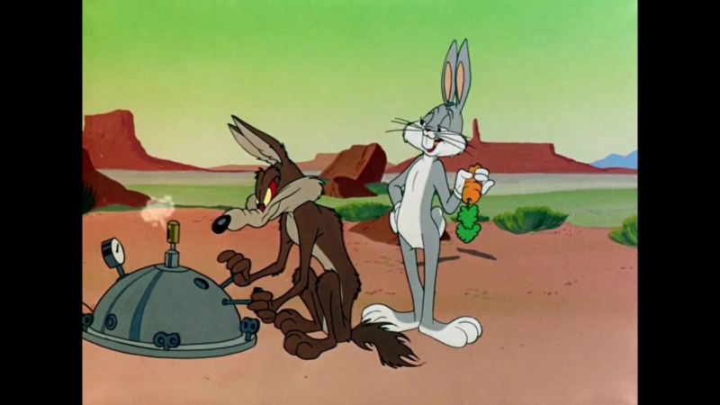 Кролик Багз или Дорожный бегун (1979) 0