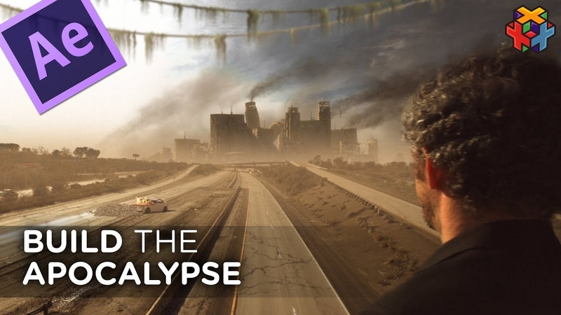 Create a Stunning Post-Apocalyptic Future in After Effects