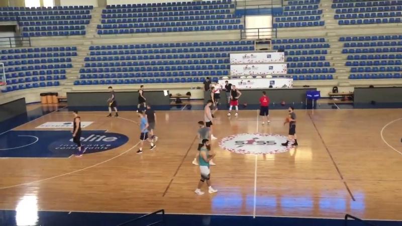 Հայաստանի հավաքականը մարզվեց Բեյրութում