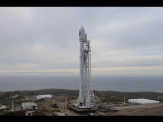 LIVE: Запуск ракеты-носителя Falcon 9 в рамках миссии CRS-14