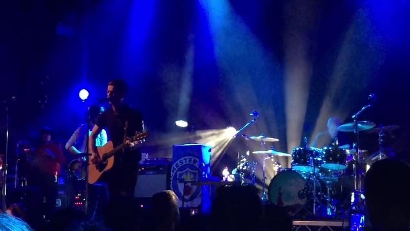Noel Gallaghers High Flying Birds The Man Who Built The Moon Manchester O2 Ritz 18 07 18