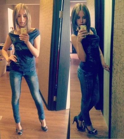 Анастасия Сажина, 24 ноября , Москва, id91489384