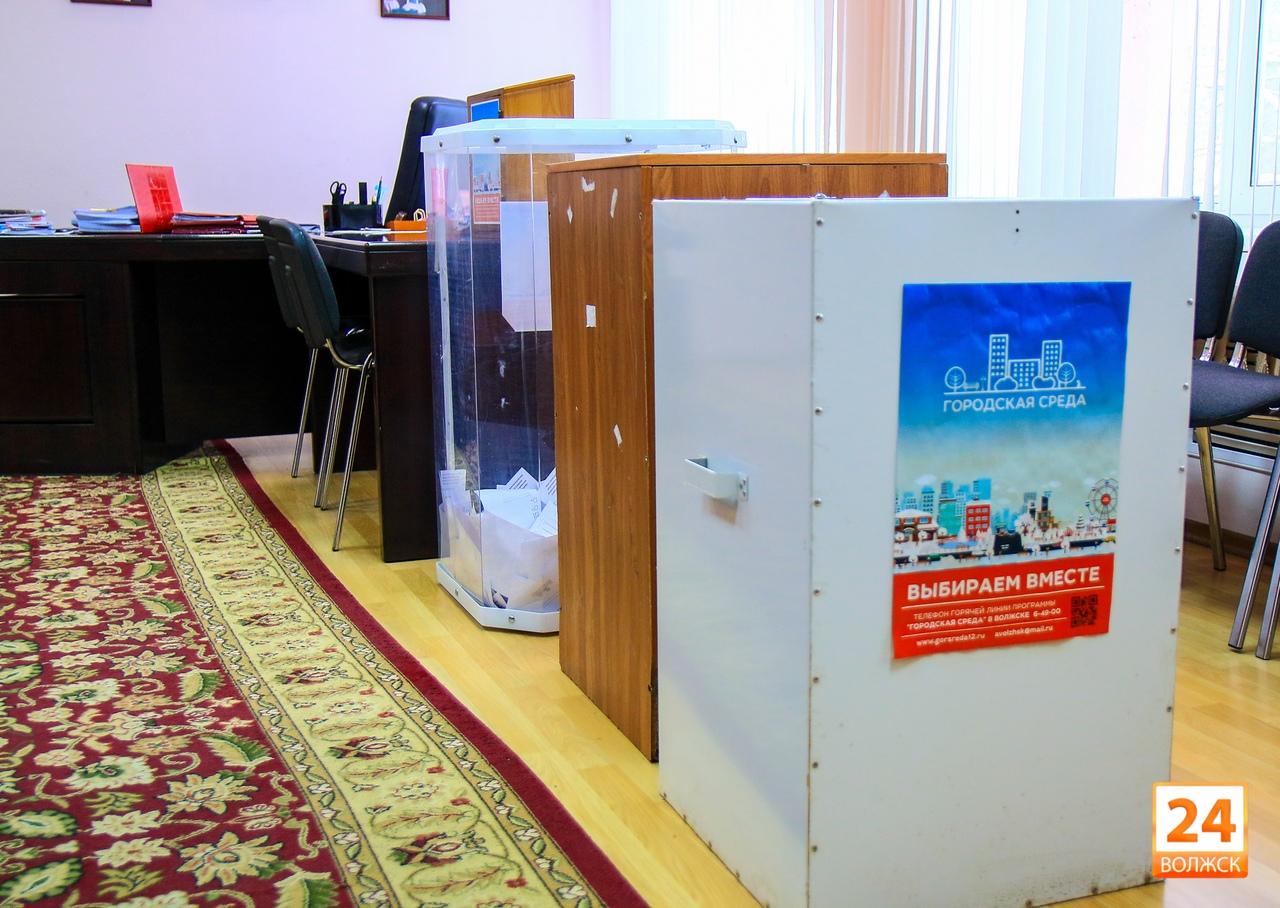 Какая общественная территория в Волжске поборется за федеральные средства?