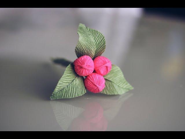 Украшение для букетов из конфет