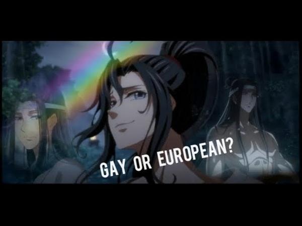 IS WEI YING GAY OR EUROPEAN | MO DAO ZU SHI | 魔道祖师