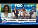 Une Afro Américaine s'en prend à une raciste anti Blanc du New York Times Fox News 04 08 18