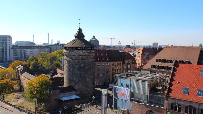 Германия, Нюрнберг, гранд-отель Le Meridien Nürnberg