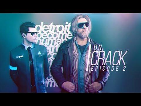 Detroit Become Human HankConnor (Crack - pt.2)