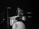 Gene Krupa On Drums Doing What He Does Best