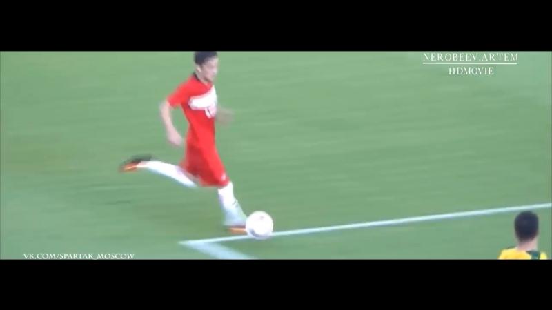 Jano Ananidze ► Goals Skills ● Spartak Moscow ᴴᴰ