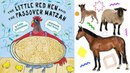 The Little Red Hen and the Passover Matzah Book by Leslie Kimmelman Children's Books