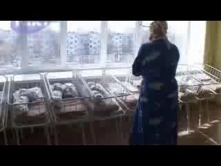 Женщина из Курска родила 10 детей