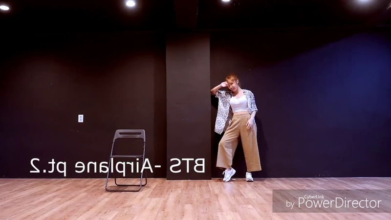 BTS-AIRPLANE PT2 MİRROR DANCE COVER WAVEYA