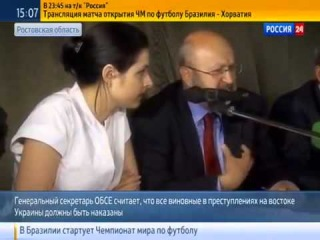 Беженцы из Украины обиделись на слова генсека ОБСЕ о Петре Порошенко.