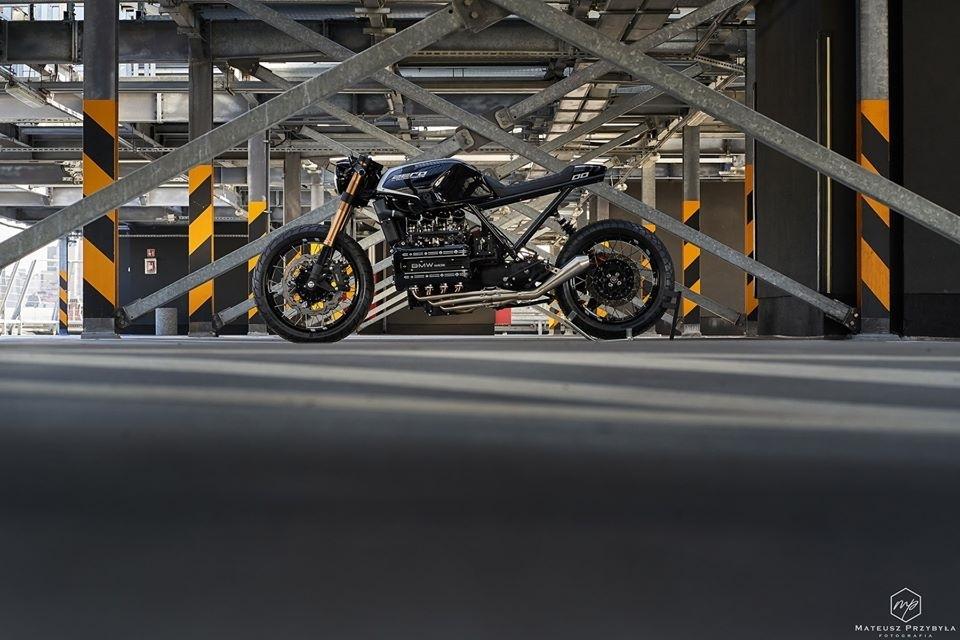 Dixer Parts: кафе стрит BMW K100RS