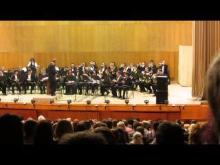 Рокен Рол Колаж - Элвис Пресли. Отчётный концерт Симферопольского  муз. училища(духовое отделение)