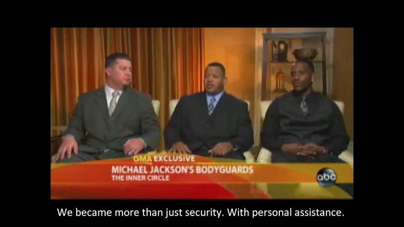 Michael Jackson Bodyguards Speak About His Secret Life (subtitles)